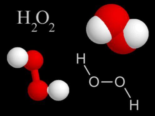 Как приготовить раствор перекиси водорода