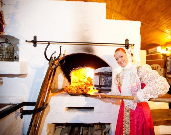 Какие блюда дозволено приготовить только в русской печи