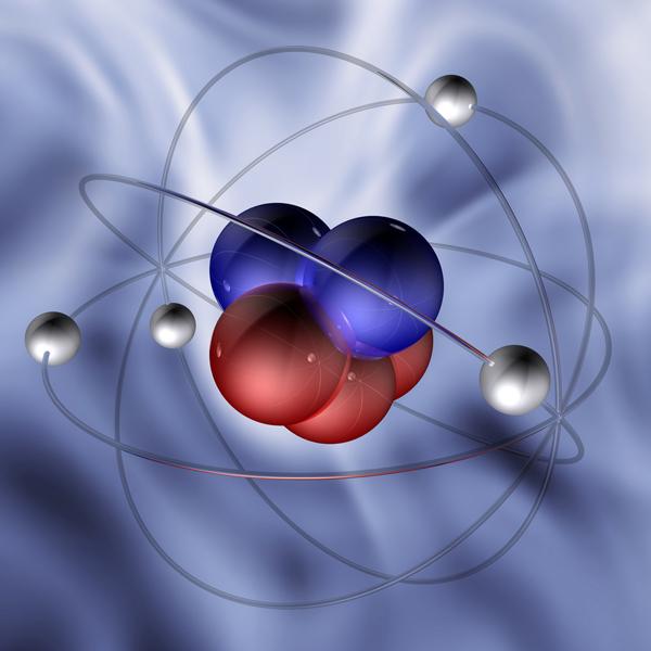 Как определить заряд ядра атома
