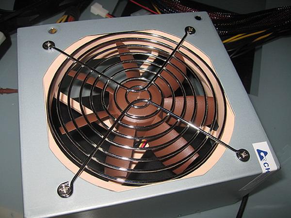Как подключить вентилятор к блоку питания