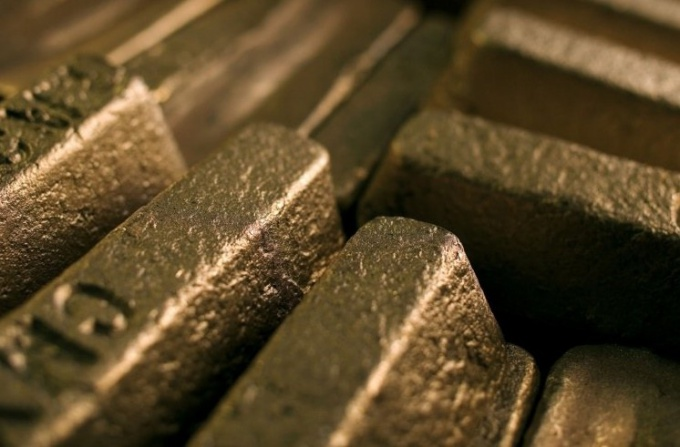 Из чего состоит бронза