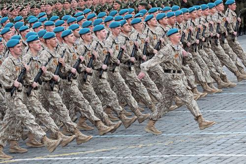 Как уйти в армию