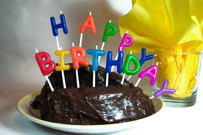 Как радостно поздравить с днем рождения