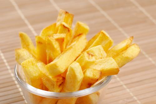 Как приготовить картофель фри дома