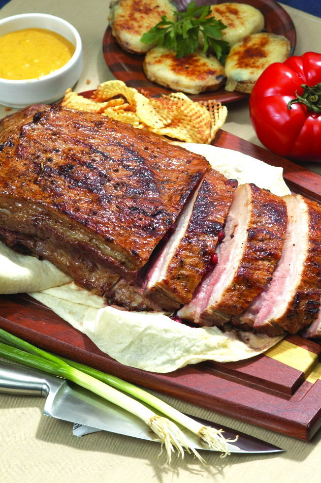 Как приготовить свинину в рукаве