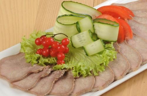 Как приготовить аппетитно говяжий язык
