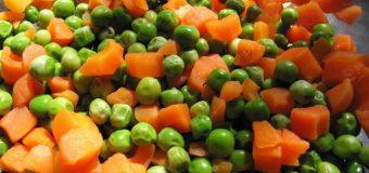 Как варить замороженные овощи