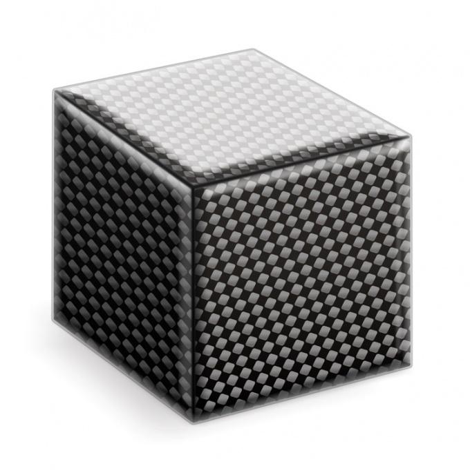 Куб - это один из пяти верных многогранников