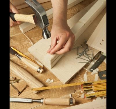 Как сделать домик для куклы своими руками